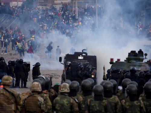 Bolivia: l'OAS prepara la frode elettorale
