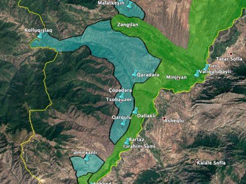 Un mese di combattimenti in Nagorno-Karabakh