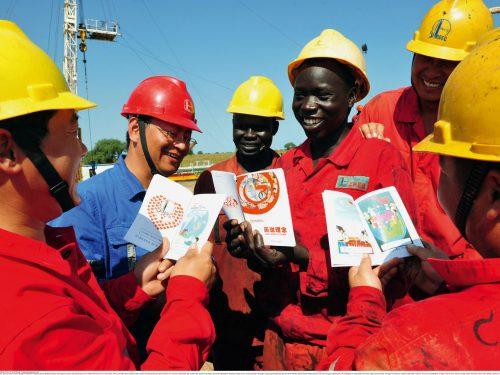 La connessione tra Cina e Africa che l'imperialismo non vuole che si sappia
