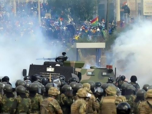 La Bolivia si avvia alla resa dei conti