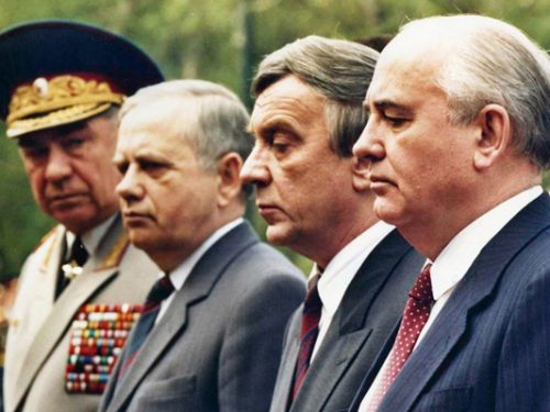 """Agosto 91, """"un disperato tentativo di preservare l'Unione Sovietica"""""""