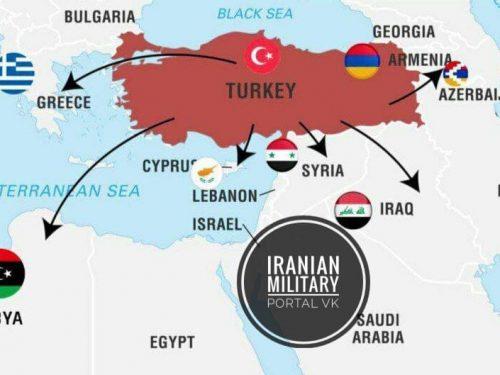 Obiettivi strategici della guerra in Armenia