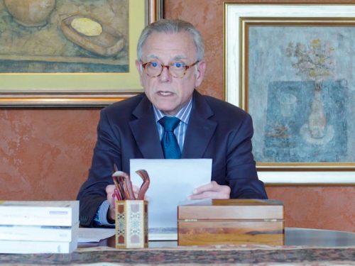 L'ex-capo dell'OPCW Bustani legge la testimonianza sulla Siria che Stati Uniti e Regno Unito bloccarono all'ONU
