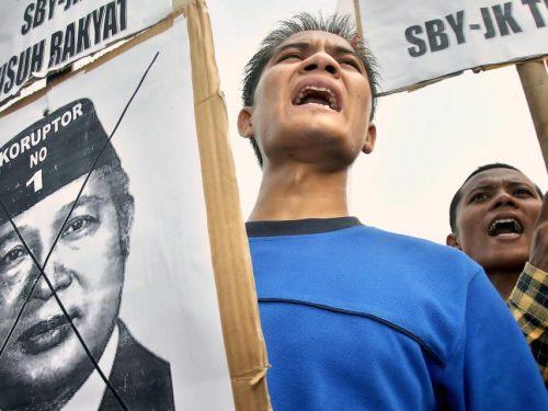 Cosa fecero gli Stati Uniti in Indonesia