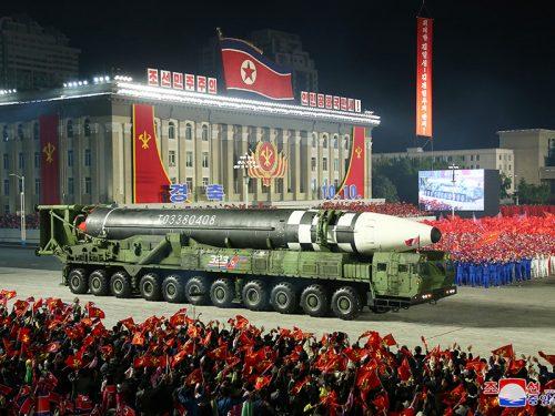 Lo sviluppo del programma missilistico della Corea democratica
