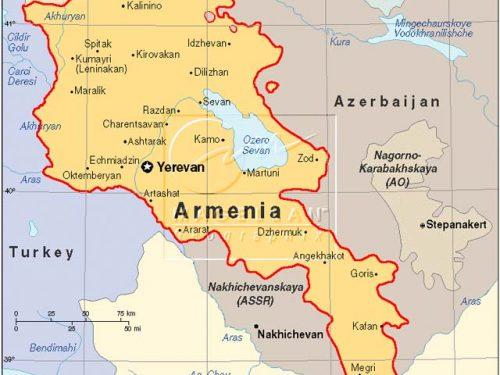 La guerra del Nagorno-Karabakh