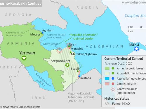 I russofobi dell'Armenia ricevono la loro ricompensa