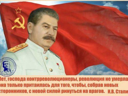 I risultati dell'operato di Stalin