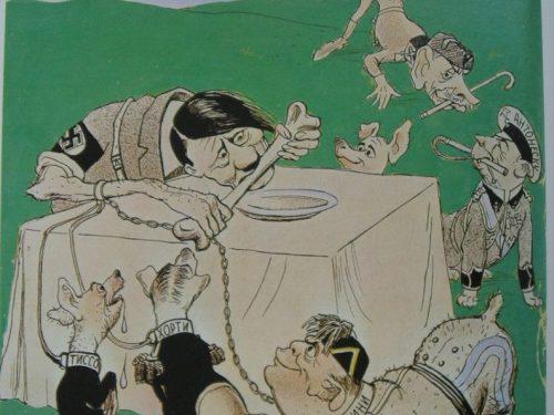 Come i sabotatori galiziani organizzarono la carestia in Ucraina