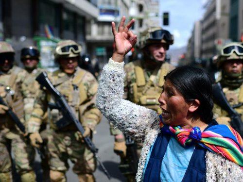 Bolivia: Jeanine Áñez sarà processata per i massacri
