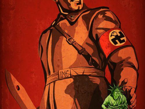 Gli statunitensi possono diventare rivoluzionari o abbracciare il fascismo
