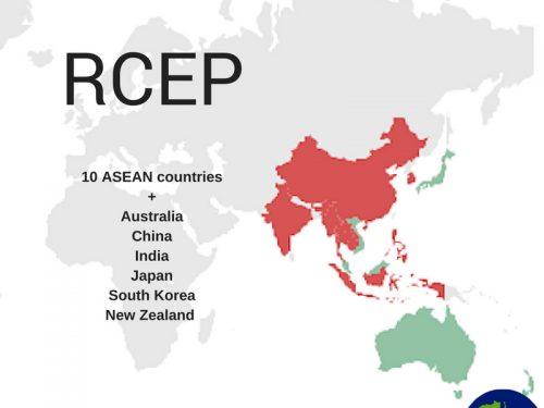 L'RCEP segna la caduta degli Stati Uniti