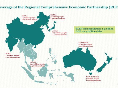 La più grande zona di libero scambio del mondo nuovo successo della Cina