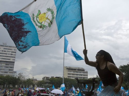 Guatemala: tanto va al lardo il gatto…