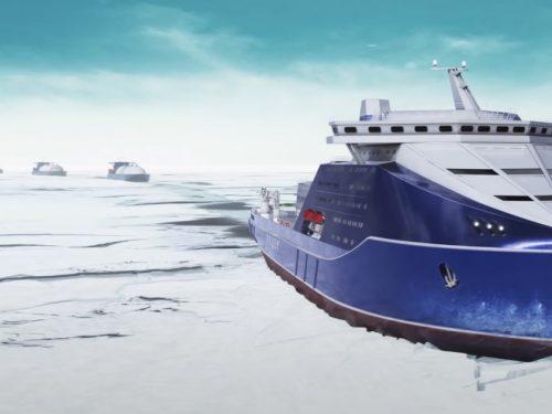 La Russia, non gli USA, può tracciare il ghiaccio