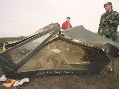 Gli jugoslavi abbatterono due stealth statunitensi nella guerra del 1999