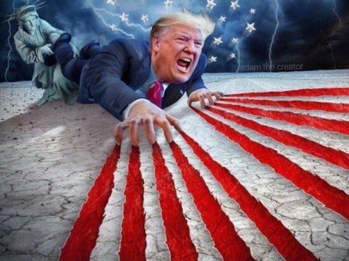 Niente è stato fatto: l'inganno antiguerra di Trump