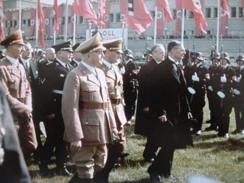Come l'occidente si rifiutò di combattere Hitler