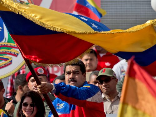 I piani nordamericani dividono l'opposizione venezuelana