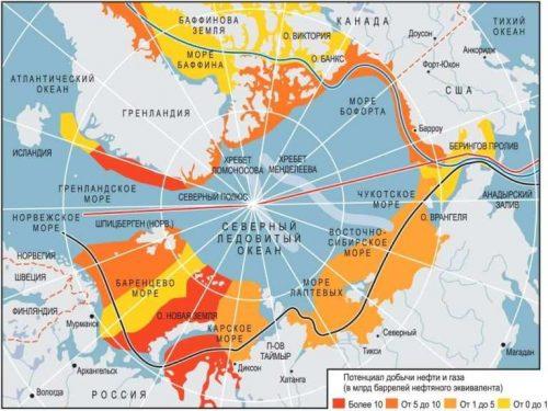 La battaglia per l'Artico