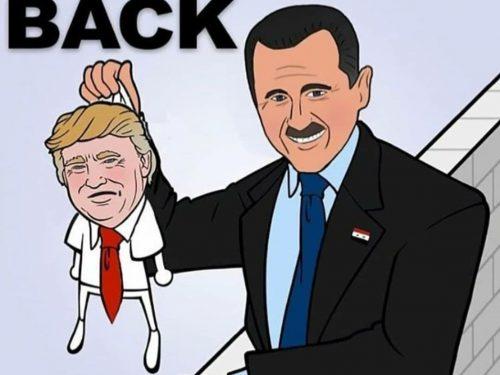 La Siria è vittima della razzia degli Stati Uniti