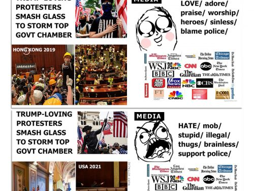 La rivolta al Campidoglio distrugge l'immagine globale degli Stati Uniti