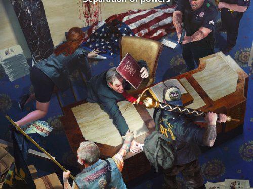 Alzare lo stendardo: fascismo, imperialismo e anticomunismo nelle rivolte di Capitol Hill