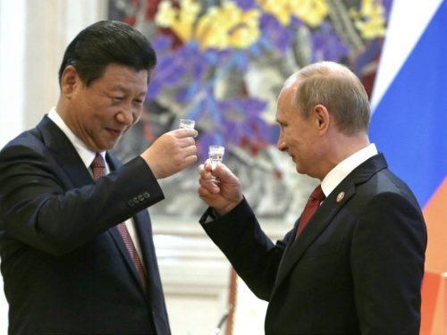 Cina: sfera di prosperità per la Russia e minaccia per gli USA