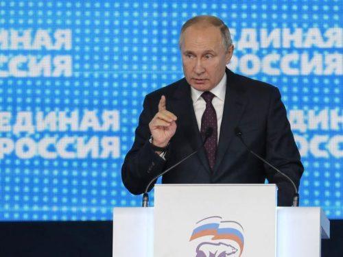 """Putin: """"L'era del tentativo di costruire un mondo unipolare è finita"""""""
