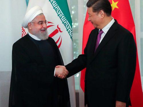 Collegare i punti: Iran e Cina e la sfida all'egemonia degli Stati Uniti