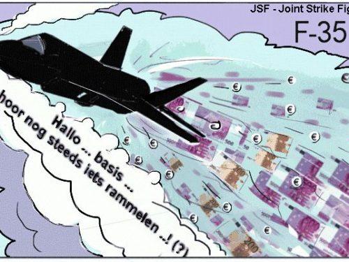 I due terzi degli F-35 non possono svolgere missioni