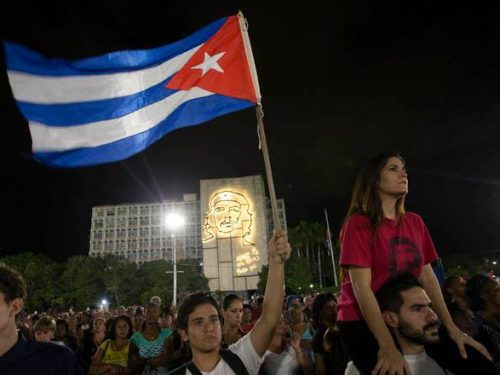 Gli Stati Uniti cercano di provocare un golpe a Cuba