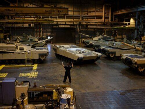Il complesso militare-industriale statunitense non è pronto a una guerra
