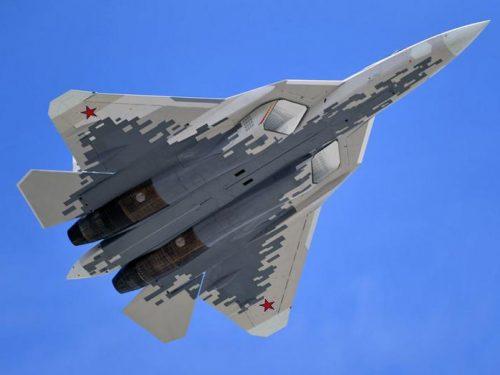 Il caccia russo Su-57 può accecare le difese della NATO