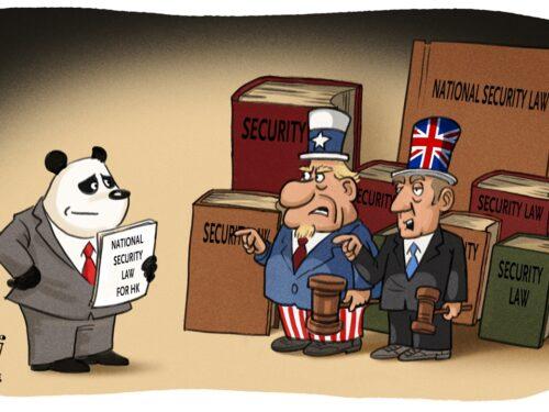 Stati Uniti e Regno Unito sfruttano i diritti umani contro la Cina