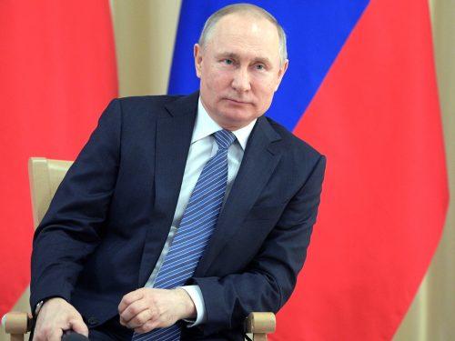 L'intervento di Putin a Davos