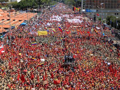Gli anti-chavisti e il loro boss s'incontrano per complottare contro il Venezuela
