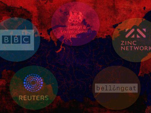Reuters e BBC partecipano alle operazioni segrete inglesi contro la Russia