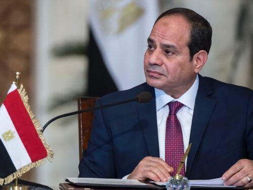 L'Egitto assume un ruolo attivo in Medio Oriente