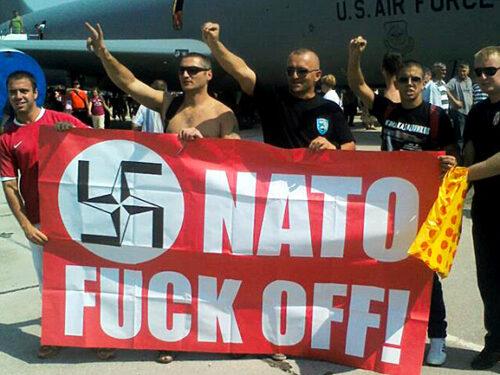Su quale pianeta vive la NATO?