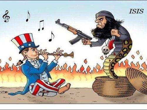 La base di al-Tanf degli Stati Uniti è anche una base dello Stato Islamico