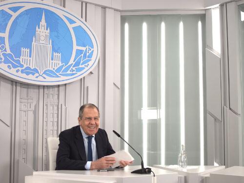Intervista al Ministro Sergej Lavrov ai media cinesi