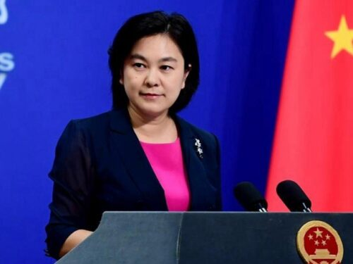 """La Cina afferma che l'occidente non è """"qualificato"""" per fare la morale alla Cina"""