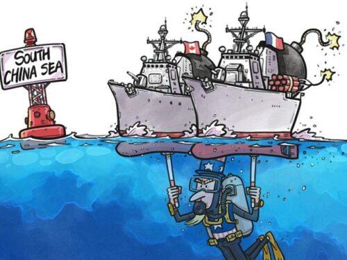 L'ossessione di Washington per l'avanzata della Cina