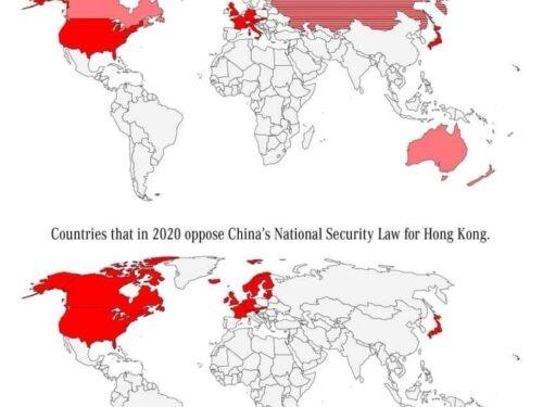Quello che c'è realmente nelle narrazioni anti-cinesi
