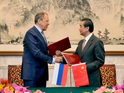 La cooperazione Cina-Russia non ha limiti