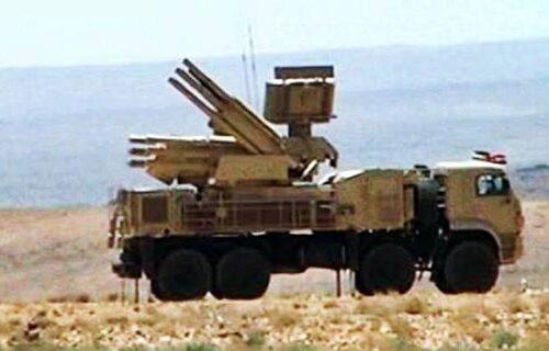I sistemi russi respingono efficacemente l'attacco israeliano in Siria