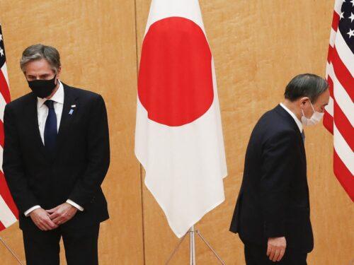 """Il Giappone è """"improbabile che aderisca alle sanzioni occidentali"""" contro la Cina"""
