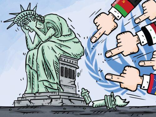 La vera ragione degli attacchi degli Stati Uniti alla Cina: lotta di classe globale