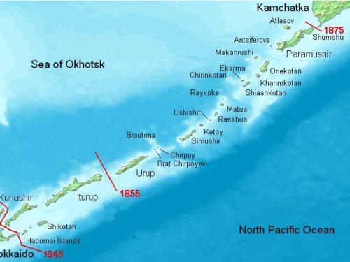 Il Giappone dichiara la blitzkrieg territoriale?